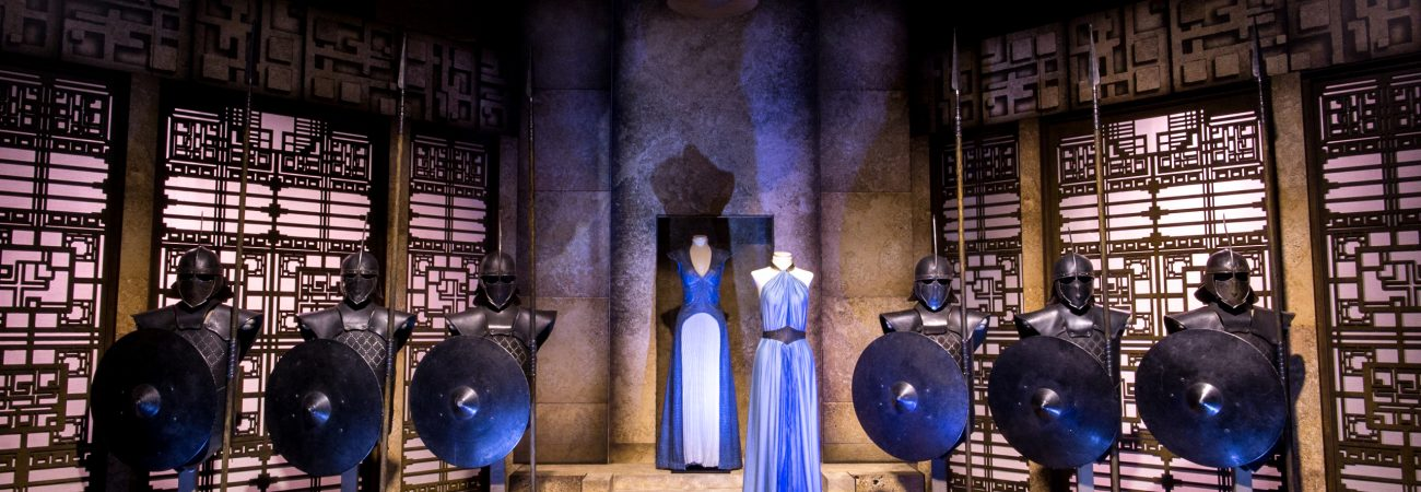 Game of Thrones: The Touring Exhibition comes to the TEC Belfast